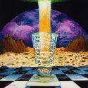 painting ale alien surreal
