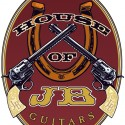 House of JB Guitars logo